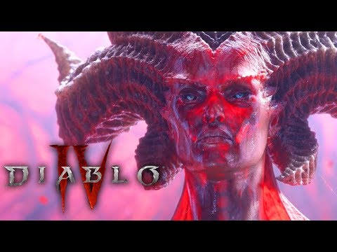 """Diablo IV - Official Cinematic Announcement Trailer   """"By Three They Come""""   BlizzCon 2019"""