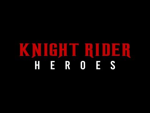 KNIGHT RIDER HEROES - OFFICIAL TRAILER - DAVID HASSELHOFF
