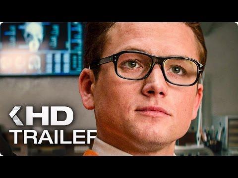KINGSMAN 2: The Golden Circle Trailer German Deutsch (2017)