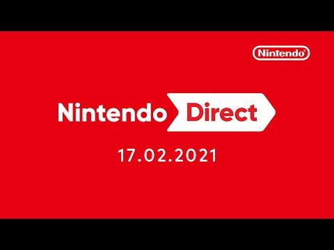 Nintendo Direct 17.02.2021