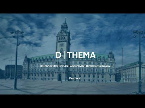 Die Hamburgwahl 2020: Die letzten Umfragen und Infos | THEMA vom 20. Februar 2020