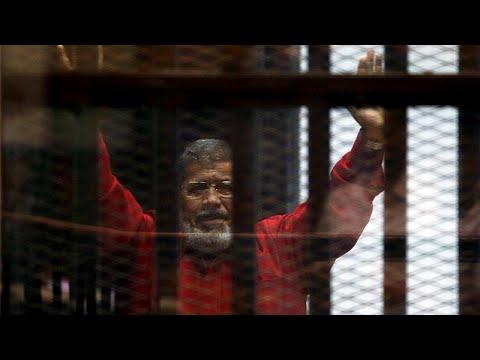 Ex-Präsident Mohamed Mursi mit 67 vor Gericht gestorben