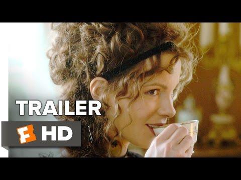 Love & Friendship Official Trailer #1 (2016) - Kate Beckinsale, Chloë Sevigny Movie HD