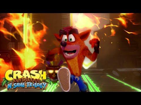 Better With Crashitude Launch Gameplay Trailer | Crash Bandicoot™ N. Sane Trilogy
