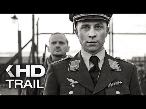 DER HAUPTMANN Clip & Trailer German Deutsch (2018) Exklusiv