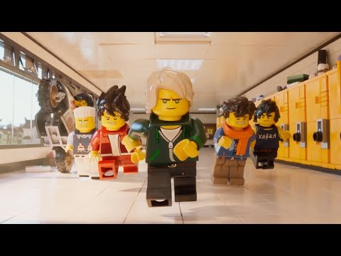 The LEGO NINJAGO Movie - Trailer 2 [HD]