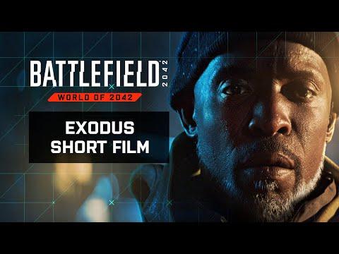 Battlefield 2042   Exodus Short Film