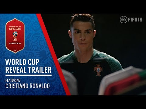 FIFA 18   2018 FIFA World Cup Russia™️ Reveal Trailer ft. Cristiano Ronaldo