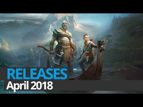 Top Game Releases: Vorschau April 2018 (Konsole / PC)