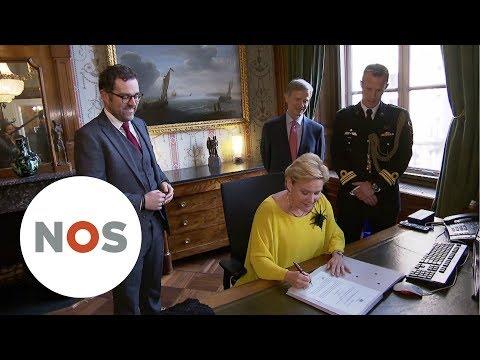 RUTTE III: Oud-ministers gaan, de nieuwe ministers komen