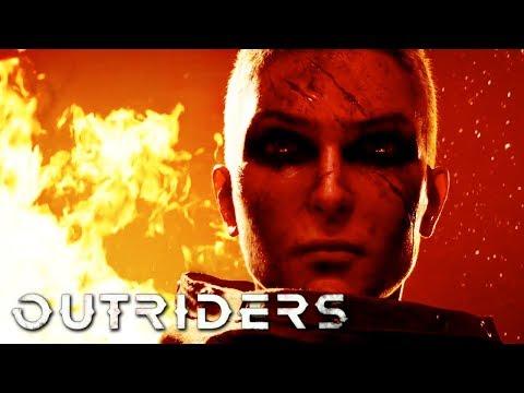 Outriders - Official Reveal Trailer | E3 2019