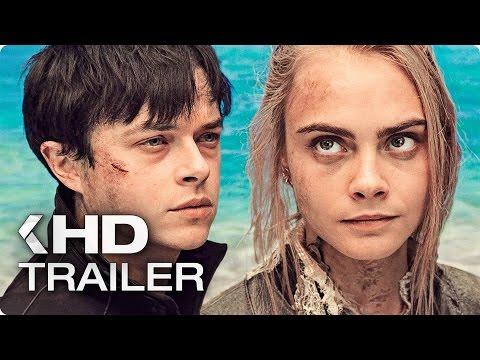 VALERIAN Trailer 2 German Deutsch (2017)