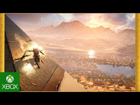 Assassin's Creed Origins: E3 2017 Official World Premiere Gameplay Trailer