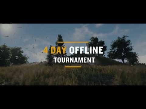 Gamescom PUBG Invitational Tournament Trailer