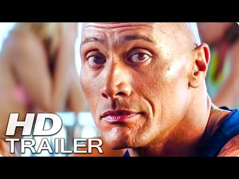 BAYWATCH Trailer German Deutsch (2017)