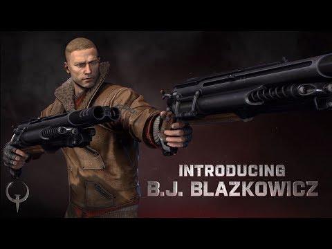 Quake Champions –B.J. Blazkowicz, neue Arenen und mehr –E3 2017-Trailer