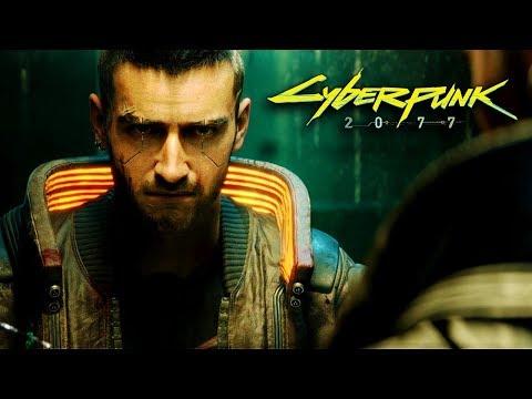 Cyberpunk 2077 — Official Cinematic Trailer   E3 2019
