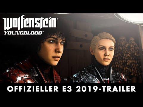 Wolfenstein: Youngblood – Offizieller E3 2019-Trailer