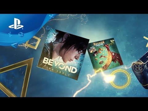 PlayStation Plus - Mai 2018