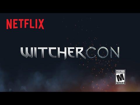 WitcherCon Stream 1 | The Witcher | Netflix