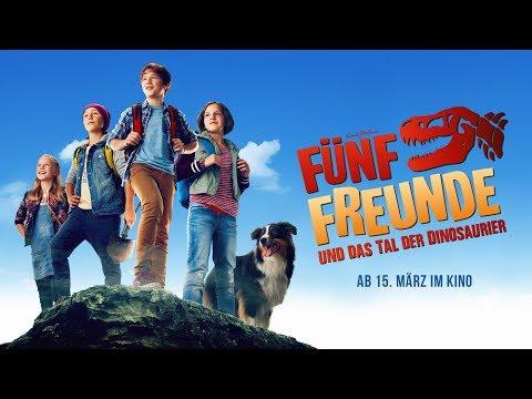 FÜNF FREUNDE UND DAS TAL DER DINOSAURIER - offizieller Trailer