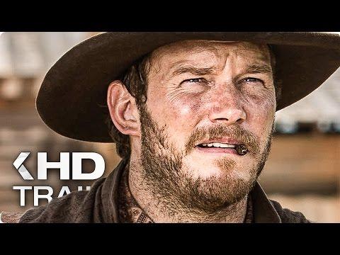 DIE GLORREICHEN SIEBEN Exklusiv Trailer 2 German Deutsch (2016)