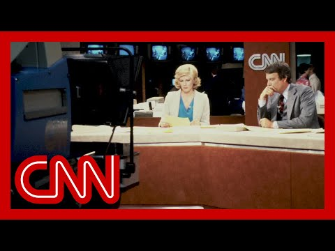 CNN celebrates 40th anniversary