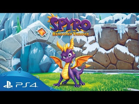 Spyro Reignited Trilogy | Announcement Trailer | PS4