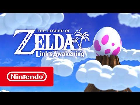 The Legend of Zelda: Link's Awakening - E3 2019-Trailer (Nintendo Switch)