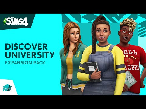 The Sims 4™ Discover University: Official Reveal Trailer