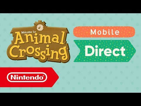 Animal Crossing Mobile Direct - 25.10.2017