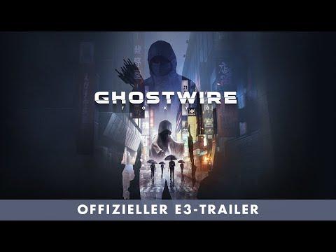 GhostWire: Tokyo – Offizieller E3-Trailer