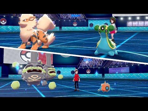 Aufregende Kämpfe in Pokémon Schwert und Pokémon Schild! ⚔️🛡️
