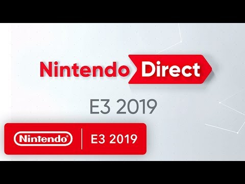 Nintendo Direct for E3 2019