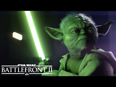 Star Wars Battlefront II: Official Gameplay Trailer