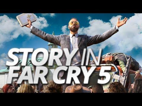 Verschenkt Far Cry 5 das Sekten-Thema?   Gaming Kolumne
