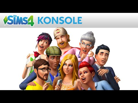 Die Sims 4: Xbox One und PS4 - Offizieller Trailer