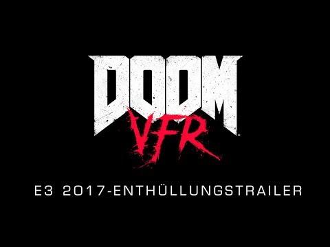 DOOM VFR – E3 2017-Enthüllungstrailer