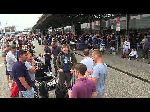 Hamburg: Fieberhafte Fehlersuche nach Flughafen-Blackout