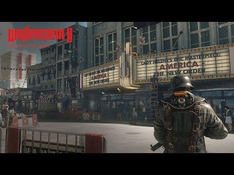 Wolfenstein II: The New Colossus – E3 2017-Enthüllungstrailer