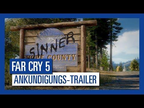 Far Cry 5 - Ankündigungs-Trailer | Ubisoft [DE]