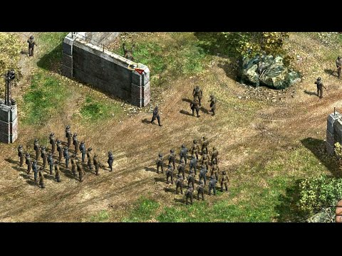 Commandos 2 HD Remastered - Gamescom Trailer