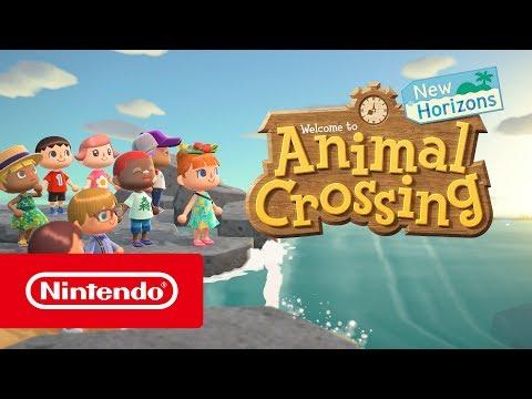 Animal Crossing: New Horizons - E3 2019-Trailer (Nintendo Switch)