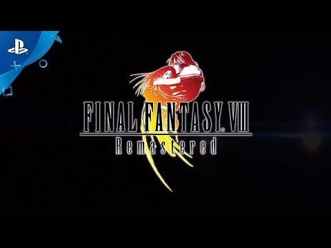 Final Fantasy VIII Remastered - E3 2019 Trailer | PS4