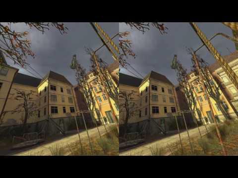 Half-Life 2: VR Teaser