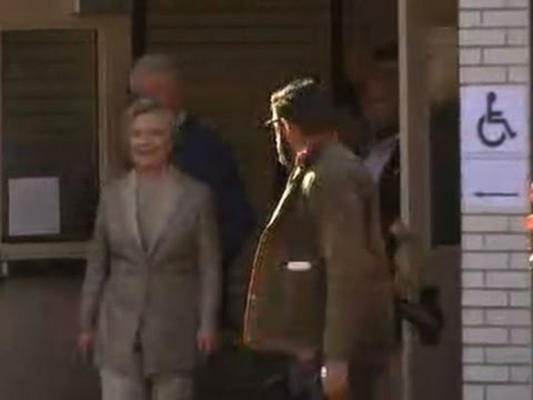 Clinton: 'I'll Do Very Best I Can' If Elected
