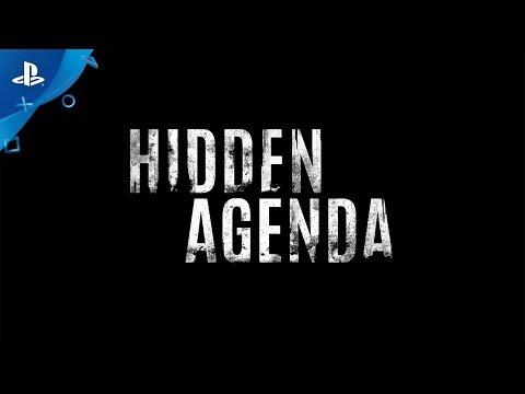 PlayLink - Introducing Hidden Agenda - PS4 Video | E3 2017