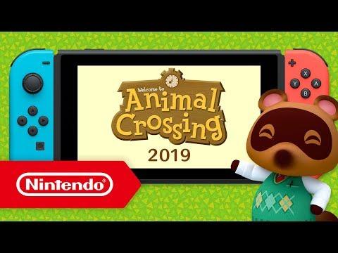 Animal Crossing erscheint für Nintendo Switch!
