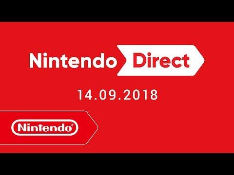 Nintendo Direct - 14.09.2018