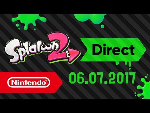 Splatoon 2 Direct - 06.07.2017